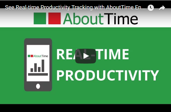 Real Time Productivity Tracking Video